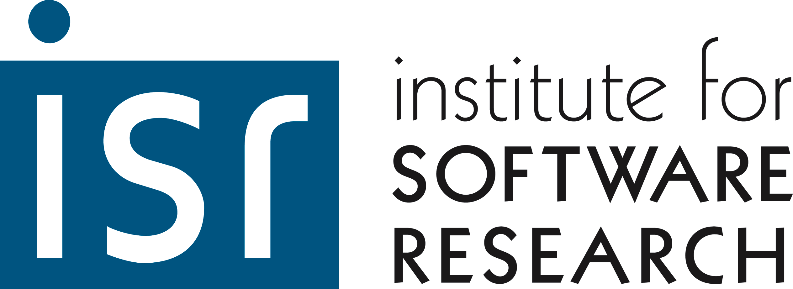CMU Institute for Software Research